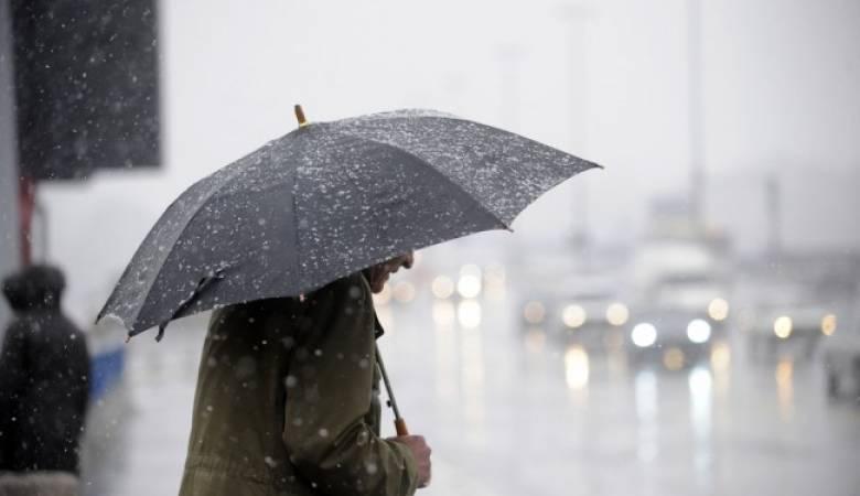 مقاييس الأمطار