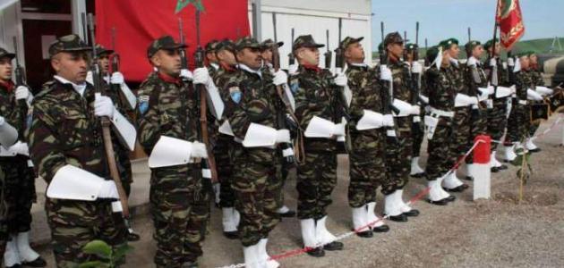 """القوات المسلحة الملكية: لا حوار مع جبهة """"البوليساريو"""""""