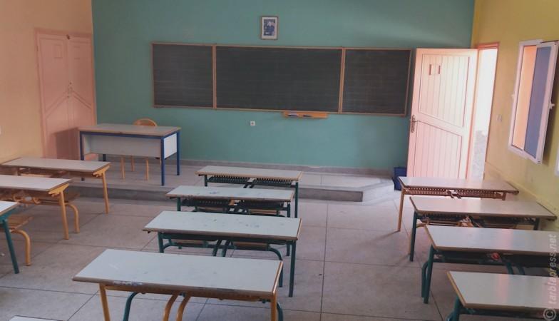 الناظور.. اقسام بدون استاذ الفرنسية في أركمان