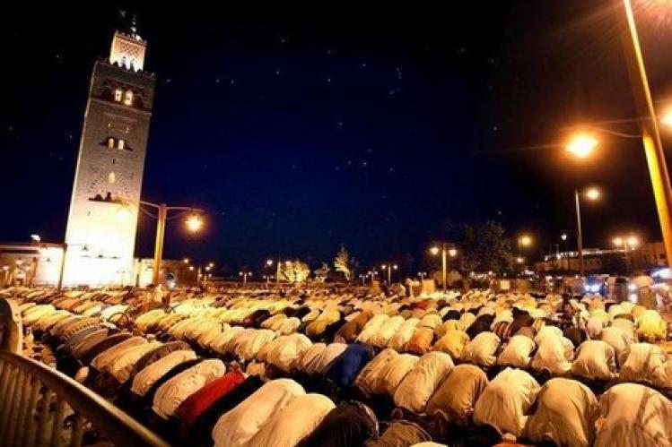 وزارة الأوقاف توّجه رسائل لمندوبيها بخصوص صلاة التراويح