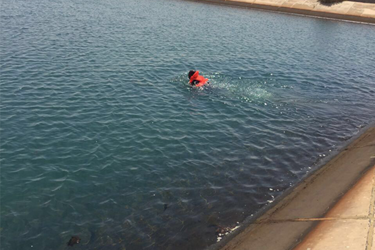 شيشاوة..مصرع مهاجر إفريقي غرقا بصهريج مائي بعد محاولته انقاذ جرو كلب