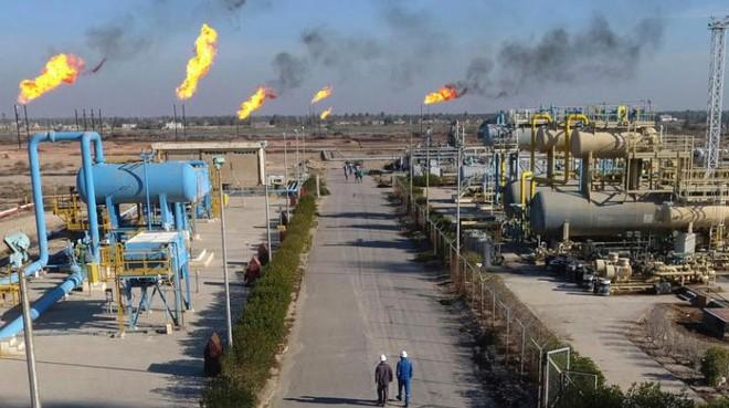 العراق..سقوط قذائف صاروخية قرب السفارة الأميركية في بغداد