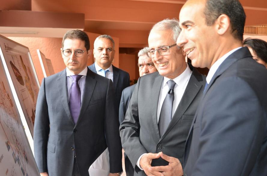 مدير الوكالة الحضرية لمراكش