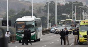 الشرطة البرازيلية إطلاق النار