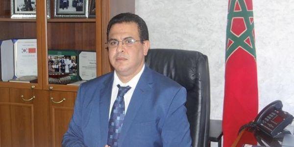 الكاتب العام لوزارة الصحة