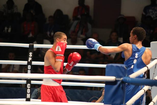 الملاكمة المغربية