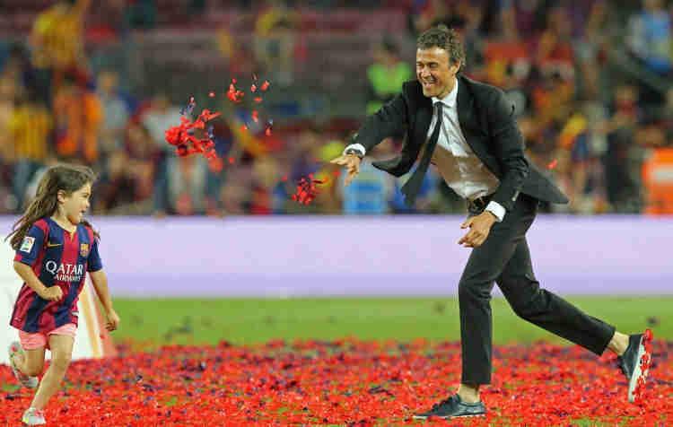 بعد وفاة ابنته..أنريكي يعود للاشراف على المنتخب الإسباني