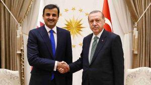 قطر..تركيا تبني قاعدة عسكرية جديدة