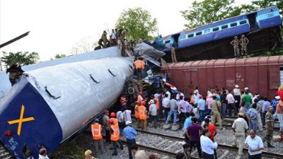 الكونغو الديمقراطية..مقتل 50 شخصاً على الأقل في حادث قطار