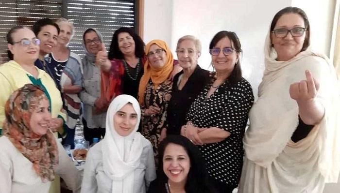 رابطة كاتبات المغرب