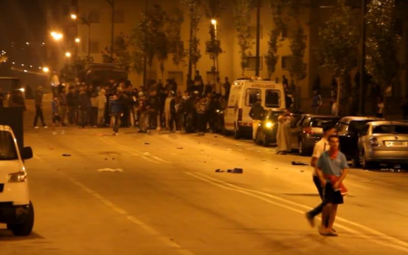 عنف المستديرة..الأمن يوقف 22 شخصا لحيازة شهب نارية اصطناعية وأسلحة بيضاء
