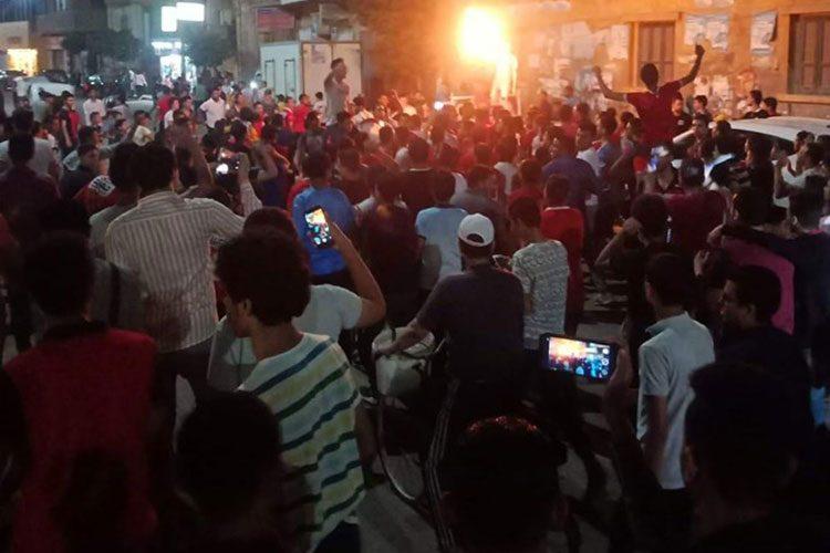 مظاهرات بمصر