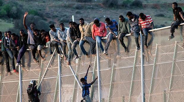 الهجرة غير الشرعية المغرب