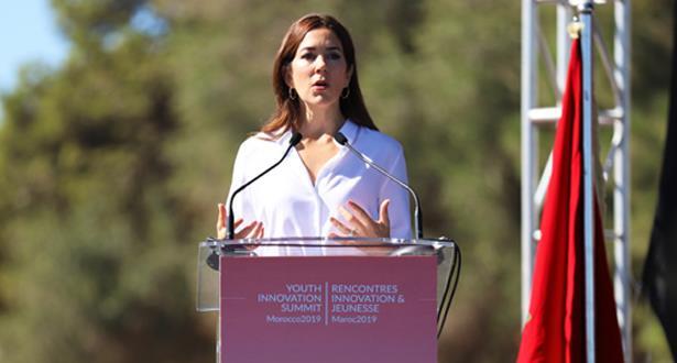 الأميرة ماري، ولية عهد الدنمارك: المغرب والدنمارك يتقاسمان تاريخا طويلا من التعاون في مجال التنمية