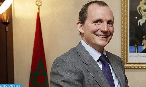 السفير البريطاني بالمغرب