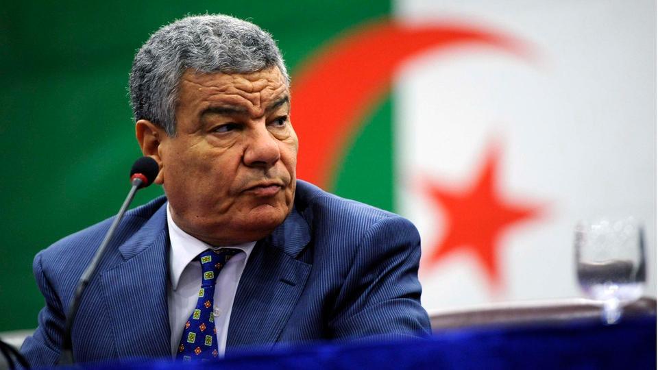 القيادي الجزائري عمار سعداني