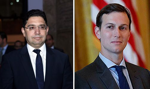 تعزيز الشراكة الثنائية في صلب محادثات بالبيت الأبيض بين بوريطة وكوشنر