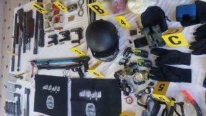 احباط مخطط ارهابي