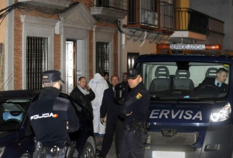 شرطة اسبانية
