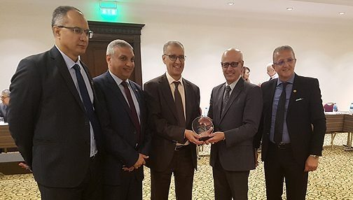المغرب يتسلم ببيروت الأمانة العامة لاتحاد أطباء الأسنان العرب