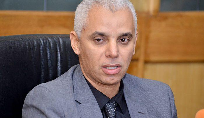 خالد أيت الطالب وزير الصحة