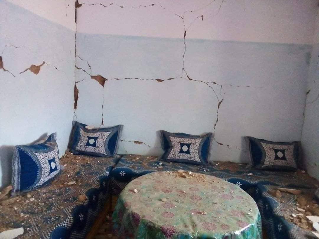 زلزال ميدلت