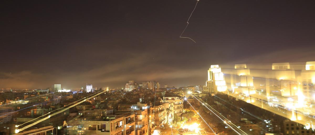 قتلى في غارات إسرائيلية على مواقع إيرانية في سوريا