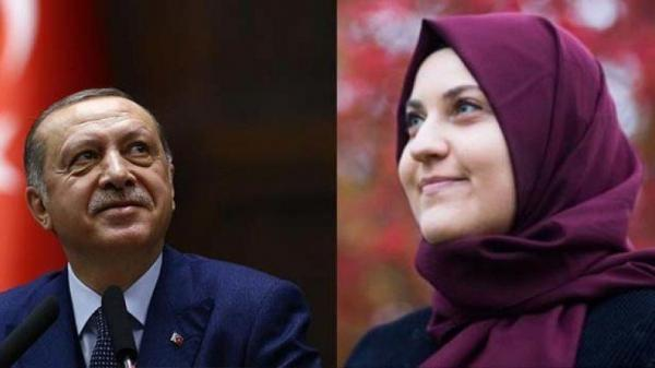 عايدة مستشارة اردوغان