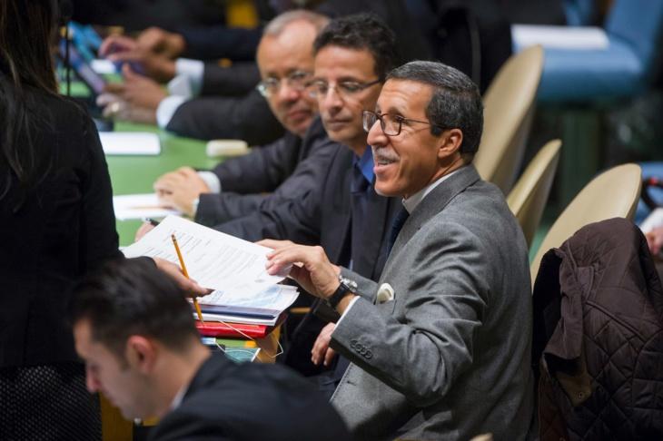 عمر هلال يؤكد على التزامه بمواصلة مواكبة جهود سلطات جمهورية إفريقيا الوسطى
