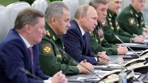 روسيا تنشر صواريخ تفوق سرعة الصوت بأكثر من 20 مرة
