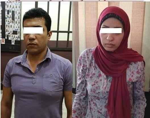 زوجة تقتل زوجها بمساعدة عشيقها