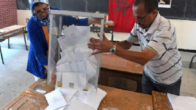 انتخابات-مغربية