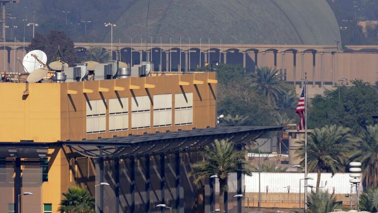 الأمن العراقي يضبط منصة الصواريخ التي استخدمت في استهداف السفارة الأمريكية