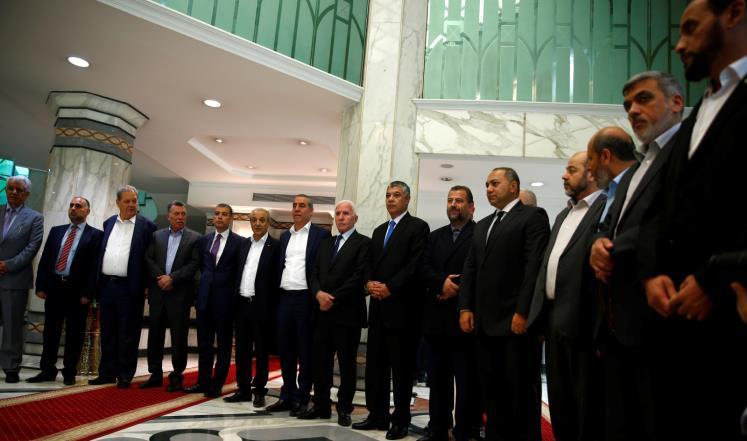 الفصائل الفلسطينية