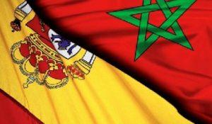 المغرب اسبانيا