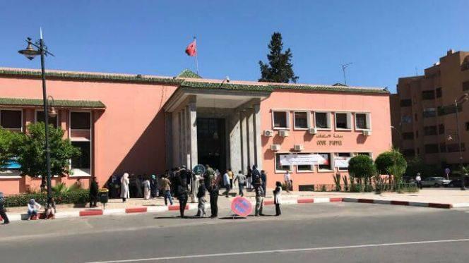 محكمة مراكش
