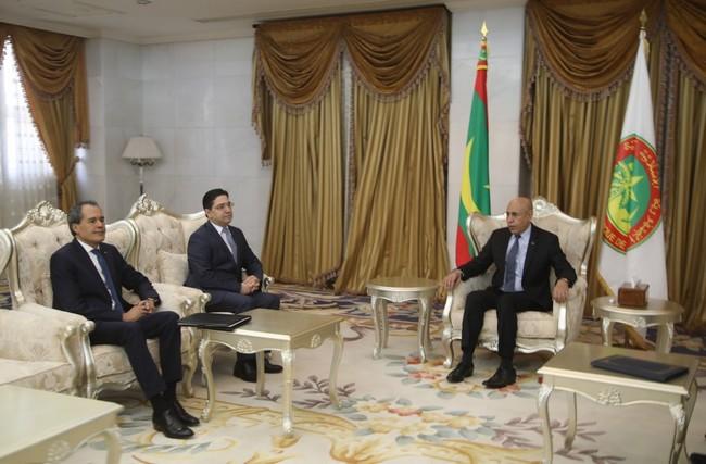 موريتانيا والمغرب