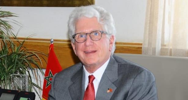 السفير الأمريكي بالمغرب
