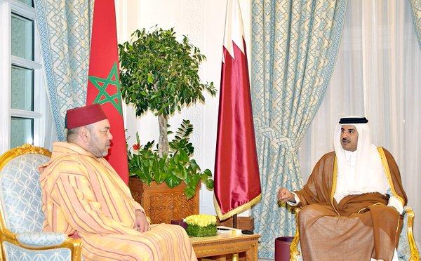 المغرب يؤكد استعداده لتقديم كافة الإمكانات والوسائل البشرية واللوجستيكية لدولة قطر