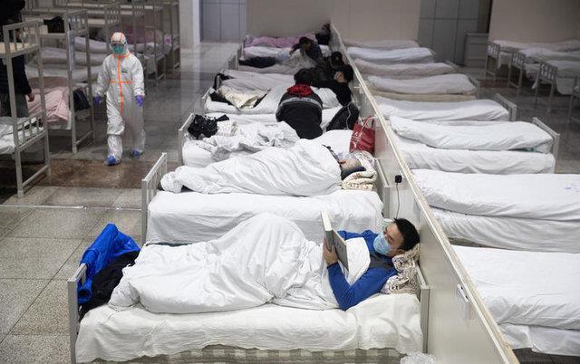 شاهد كيف يطعم الصينيون مرضاهم
