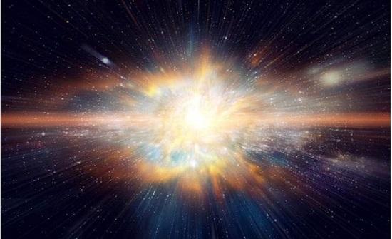 انفجار الكون