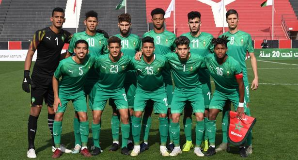 الأشبال يتأهلون إلى نصف نهائي كأس العرب ويتعرفون على منافسهم