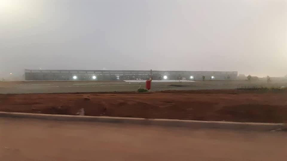 مطار العروي