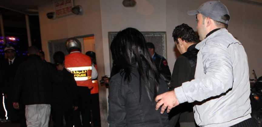 اعتقال فتاة بسبب كورونا