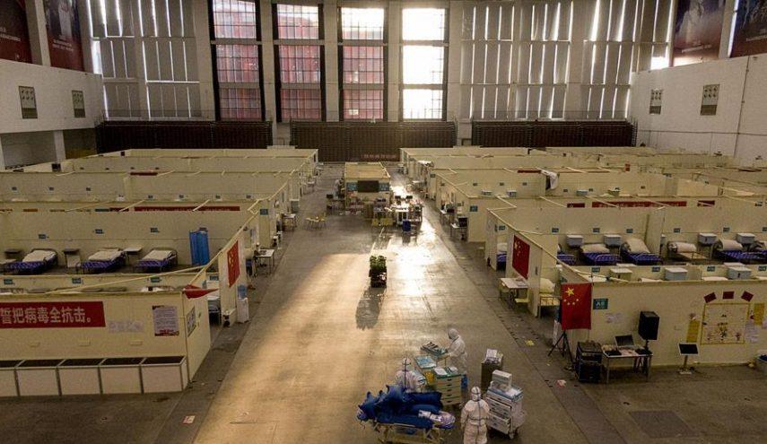 مستشفى ووهان