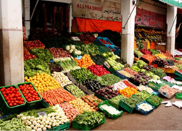 تموين الأسواق بالمغرب