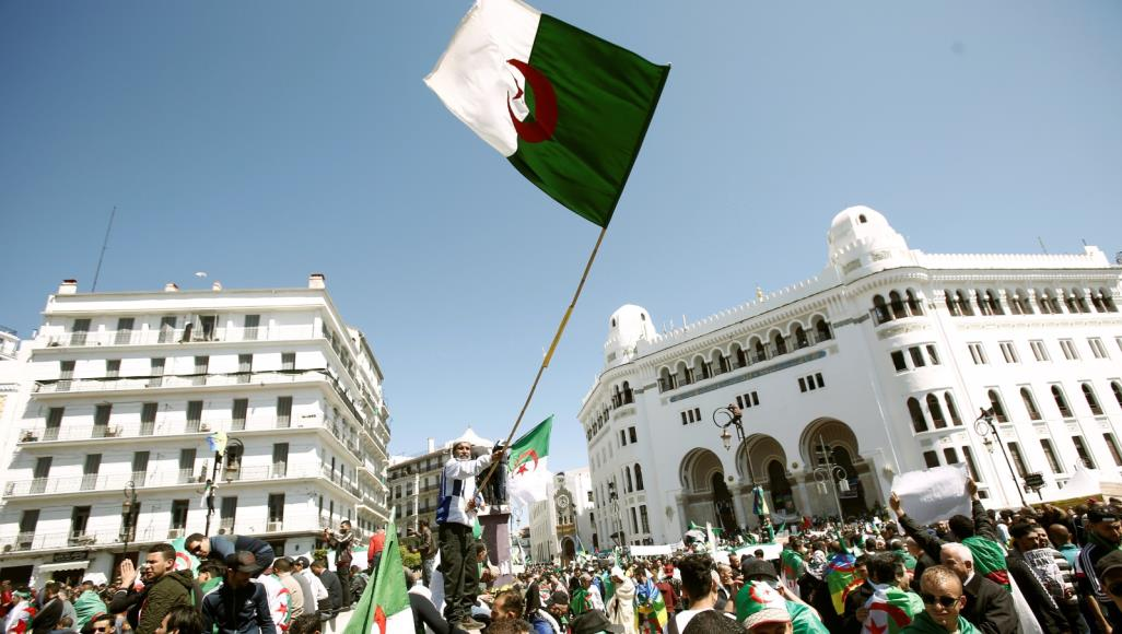 حقوق الانسان بالجزائر