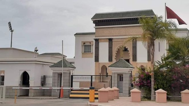 سفارة المغرب بنواكشط