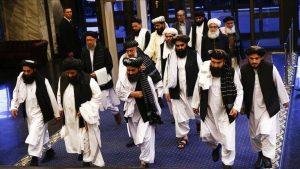 قائمة طالبان