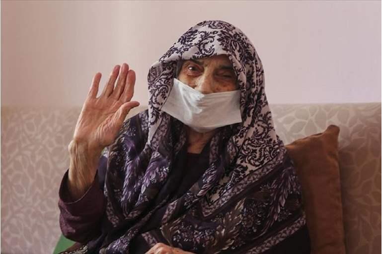 بفضل مناعتها.. عمرها 107 أعوام وتنتصر على كورونا